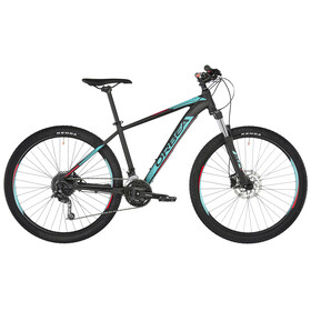 "ORBEA MX 40 27,5"" Black-Turquoise-Red"